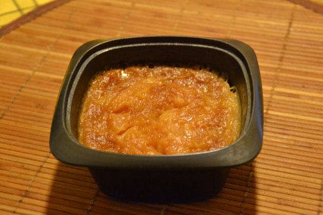 Moelleux poire vanille (photo 1)