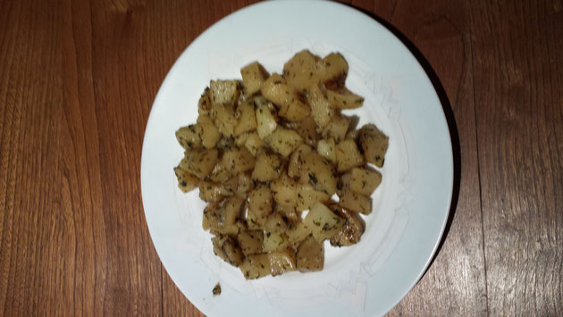 Pommes de terre express