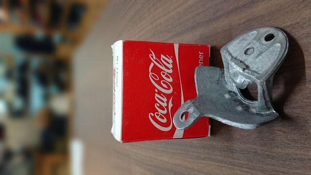 コカ・コーラの栓抜き