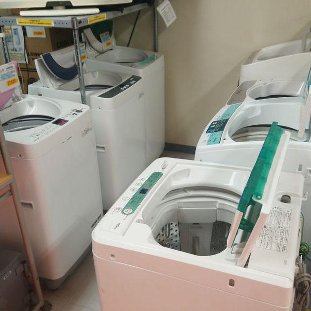 リサイクル洗濯機