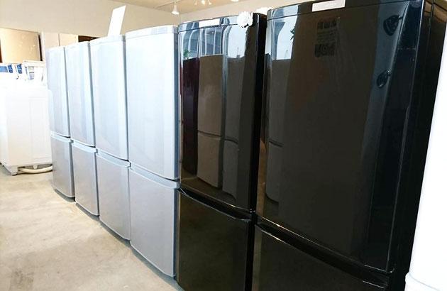 単身向け中古冷蔵庫