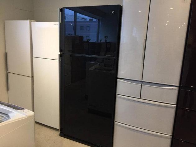 500Lオーバーの大型2ドア冷蔵庫
