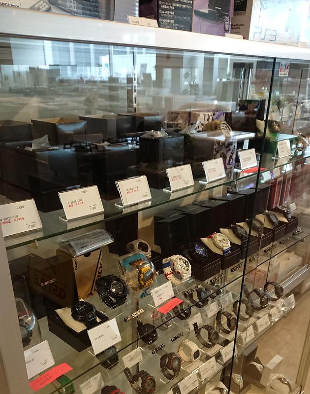 中古G-SHOCKリサイクルショップで札幌最大級の在庫