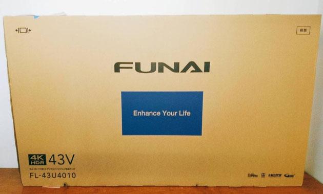 最新4Kテレビ