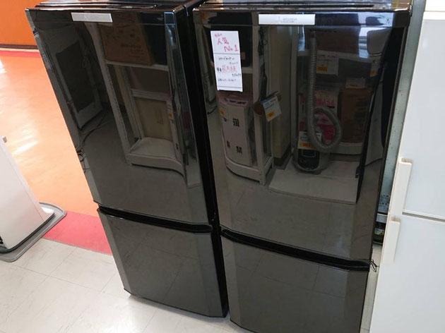 一番人気の三菱冷蔵庫