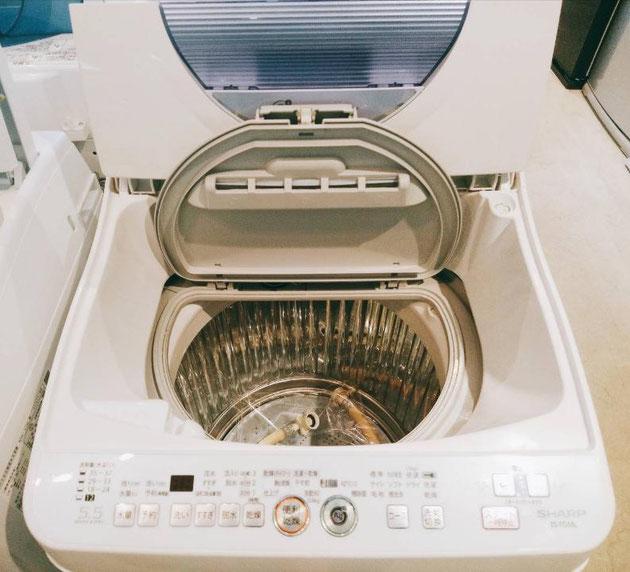 穴なし洗濯槽