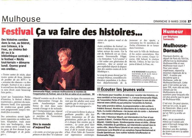 Emmanuelle Filippi au cinéma Bel Air
