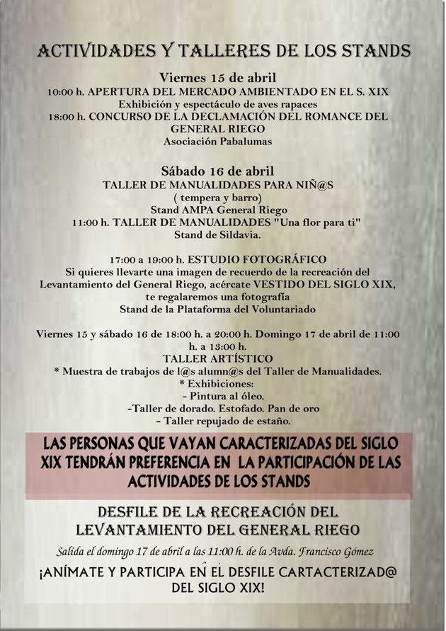 Recreación histórica en Las Cabezas de San Juan