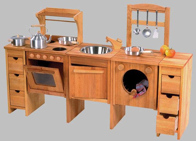 Kinderküche MODULAR von SCHÖLLNER