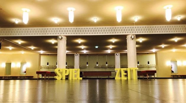 Foyer der Oper Leipzig / Foto: privat