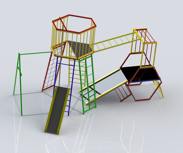 дск лабиринт 6, дск, детский уголок, детская площадка, детский спорткомплекс, детские горки,