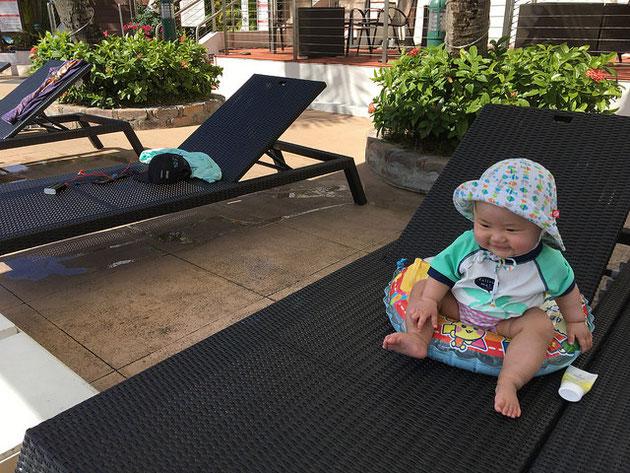 グアムリーフ&オリーブスパリゾート ホテル グアム プール