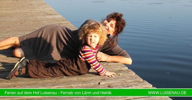 Ferienwohnung Uckermark am See