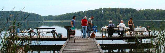 Hof Luisenau - Ferien am See