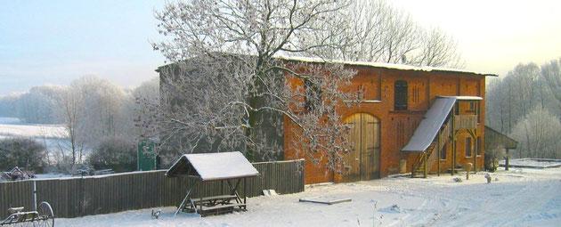 Hof Luisenau - Ferien und Ferienwohnungen im Winter