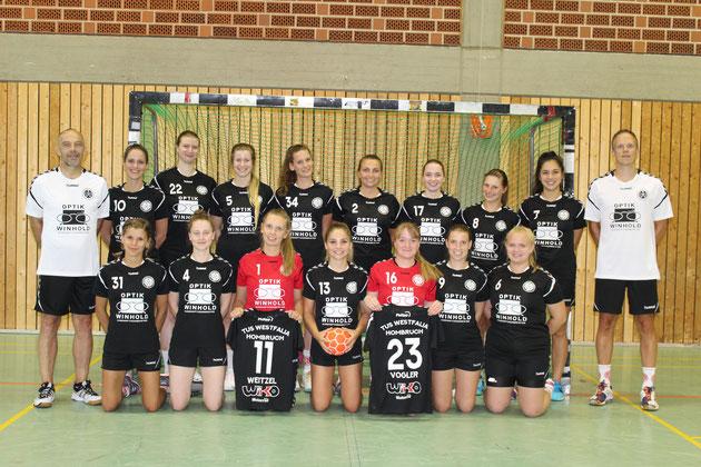 Damen - Saison 2016/17
