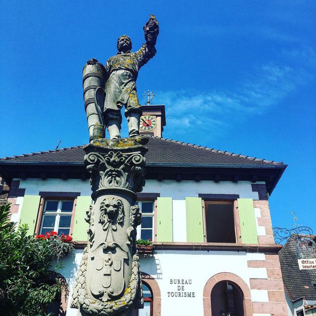 N'hésitez pas à séjourner à Ribeauvillé en toutes saisons. Entre vignobles et montagnes, vous profiterez de tous les charmes de l'Alsace. L'Office de tourisme du pays de Ribeauvillé et Riquewihr est à votre disposition pour organiser votre séjour.
