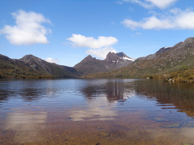 Dove Lake und Cradle Mountain