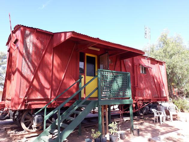 Cabin Caravan Park Port Augusta