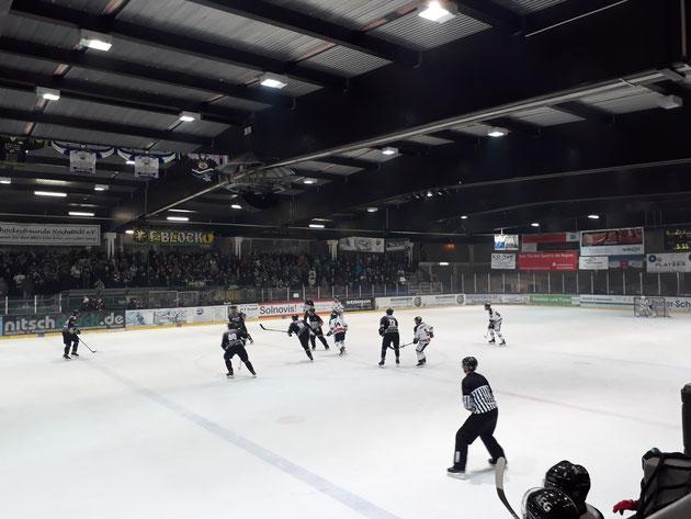 Eishockey in Höchstadt