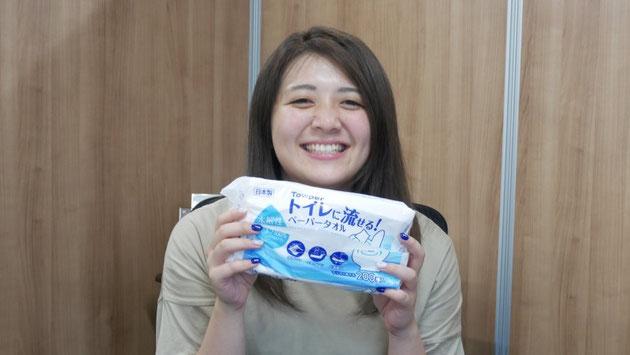 ご協力いただいた株式会社トライフ 志村さん、ありがとうございました!