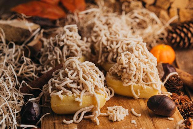 vermicelles Dessert