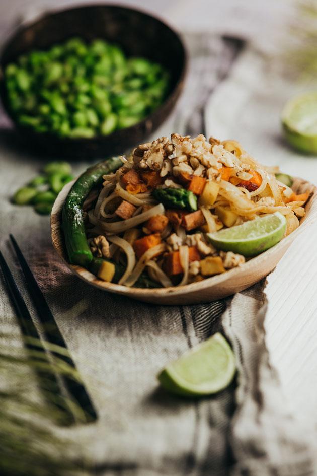 veggie Pad Thai Rezept