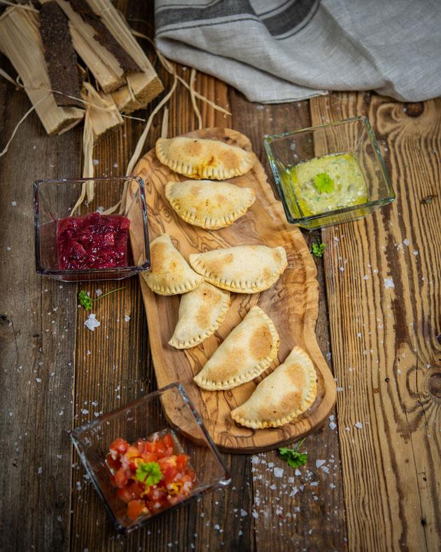 argentinische Empanadas selber machen