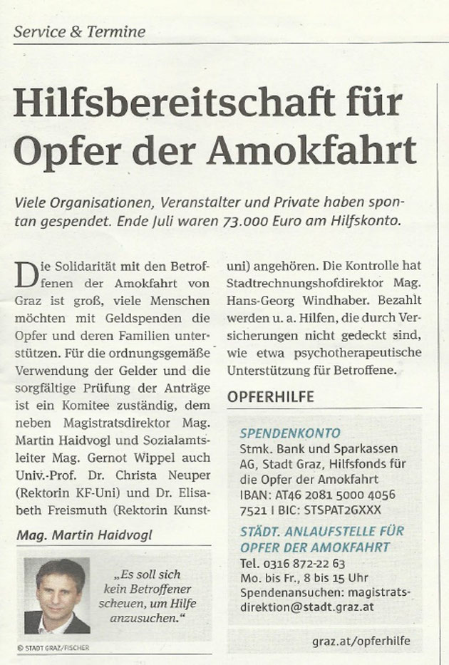 "aus ""BIG"" August 2015 - Danke an Mag. Martin Haidvogl Magistratsdirektion!"