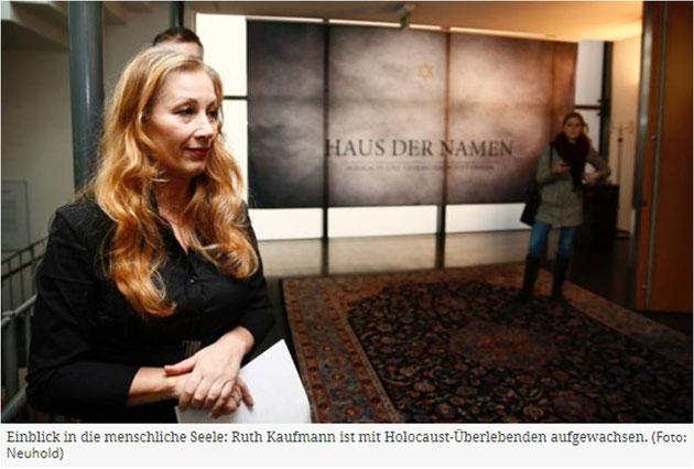 Fotoquelle: https://www.meinbezirk.at/graz/lokales/einblick-in-die-menschliche-seele-ruth-kaufmann-ist-mit-holocaust-ueberlebenden-aufgewachsen-m9601731,1541347.html