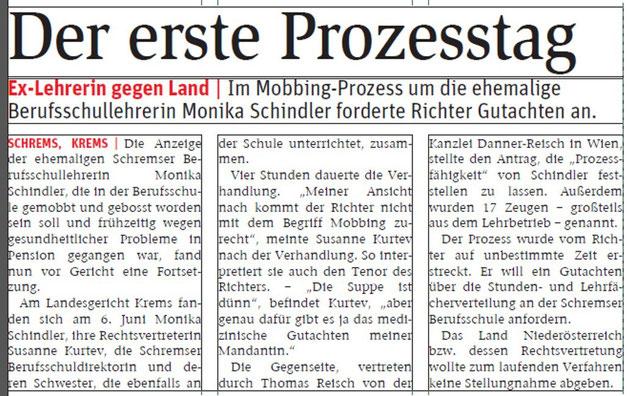 NÖN Niederösterreichische Nachrichten 23.06.2014