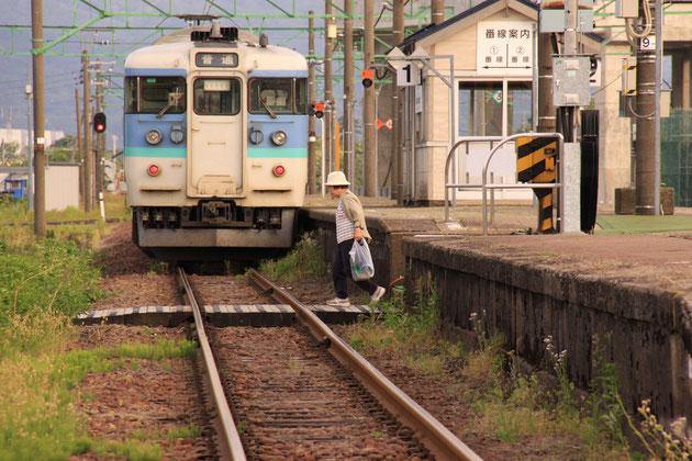 信越線-駅