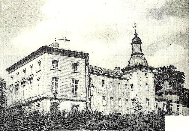 Le château de Vyle-et-Tharoul
