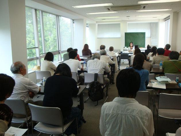 マエバシ詩学校「詩はどこにある?」 撮影新井隆人
