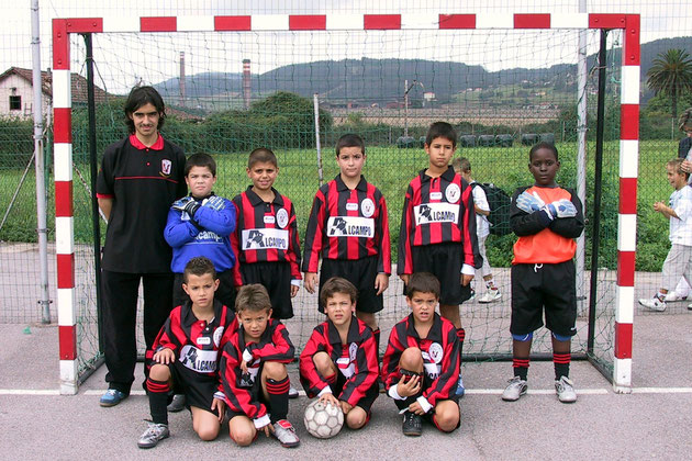Veriña B 3ª Benjamín temp. 2004-2005