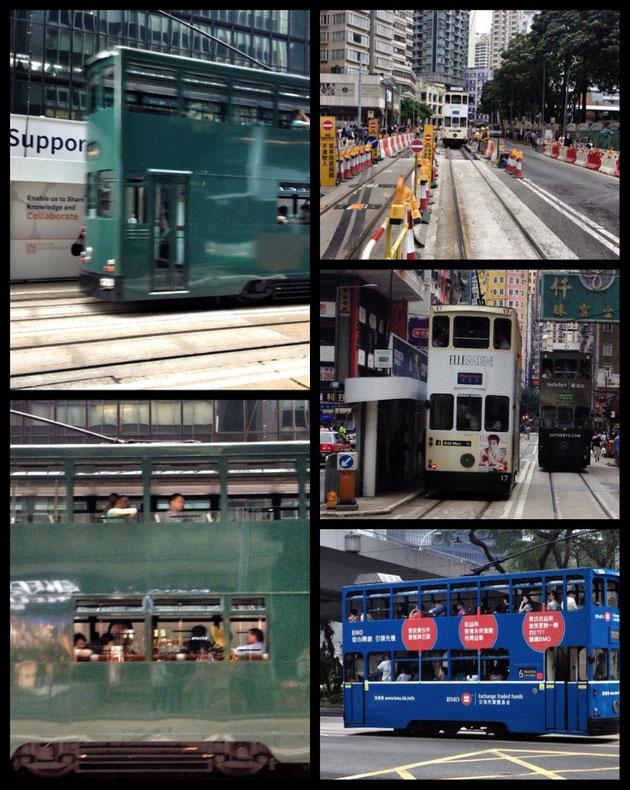 Stockstrassenbahnen überall