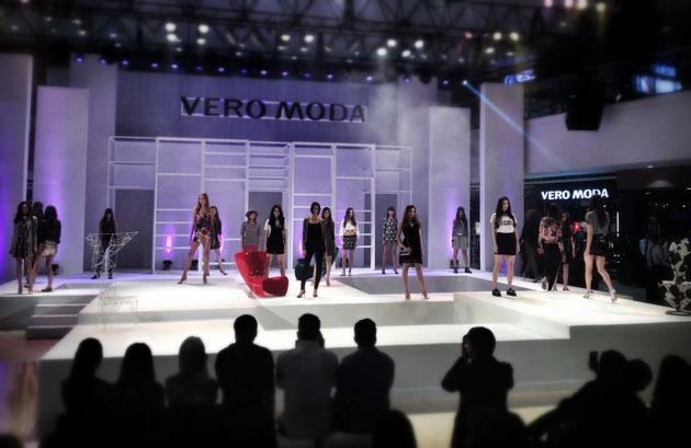 VERO MODA Fashion Show, Manila