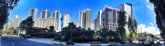 Bonifacio Global City wächst und wächst und wächst.
