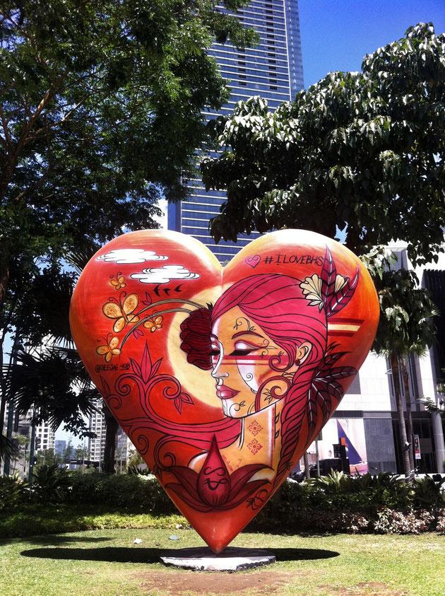 Das Herz von BGC