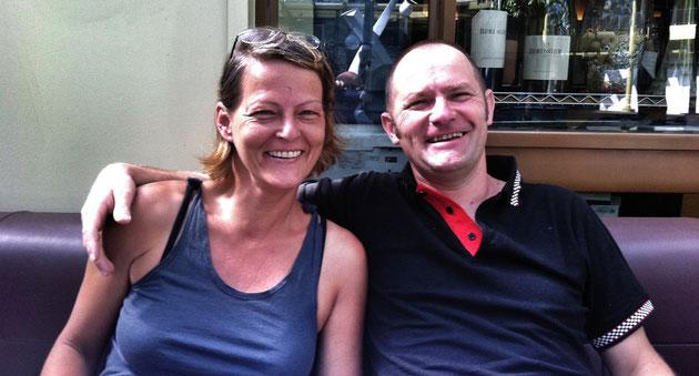 Sabine und Wolfgang