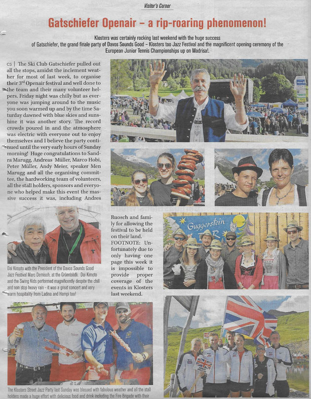 Klosterser Zeitung 22.07.2016 (C.S.)