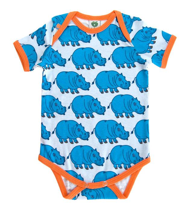 Smafolk Body Hippos Hellblau