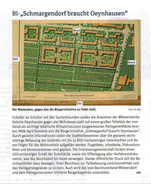 aus: Gartenfrund, Ausgabe Juni 2013, Verlag W. Wächter GmbH