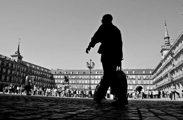 Em terra de gigantes. Madri