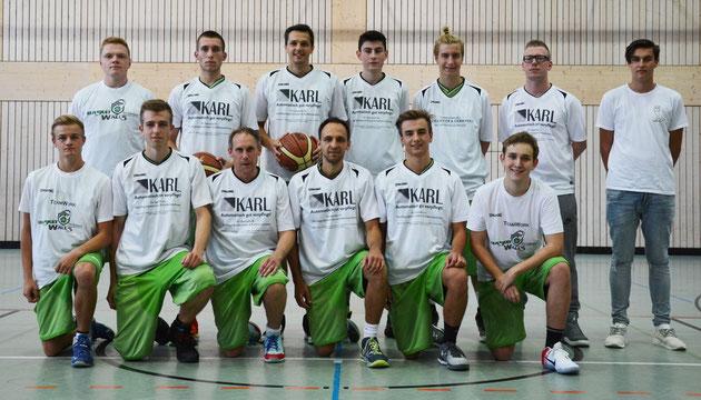 Basketball Herren Saison 2016/2017
