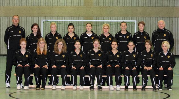 Spielerkader Frauen SV Kürnach