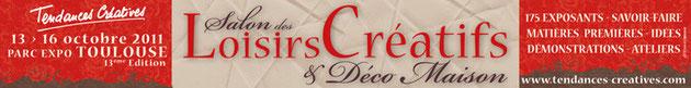Bannière Tendances créatives
