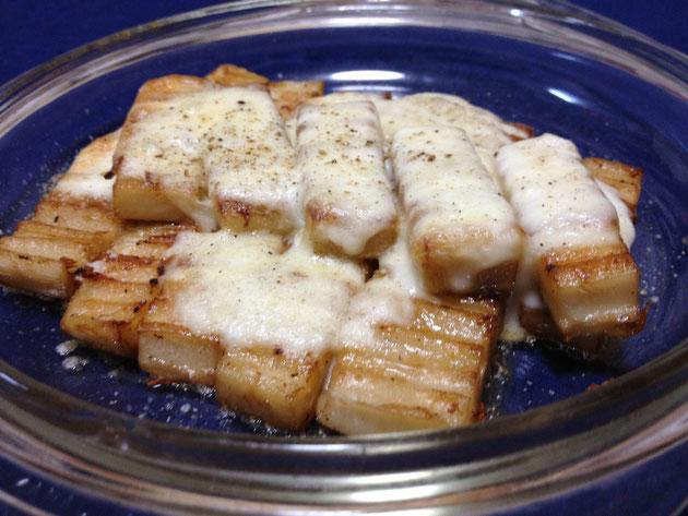 かくふのモッツァレラチーズ焼き