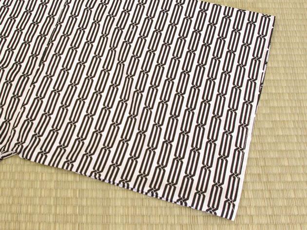 旅館浴衣 筒袖