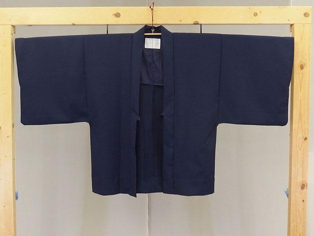 ウール100% スーツ生地 業務用茶羽織
